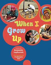 WHEN I GROW UP by Benjamin Zephaniah