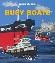 Cover art for BUSY BOATS