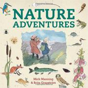 Book Cover for NATURE ADVENTURES