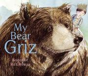 Book Cover for MY BEAR GRIZ