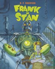 FRANK 'N' STAN by M.P. Robertson