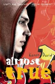 Book Cover for ALMOST TRUE