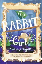 Cover art for THE RABBIT GIRL