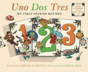 UNO DOS TRES by Yanitzia Canetti