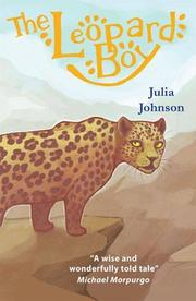 THE LEOPARD BOY by Julia Johnson