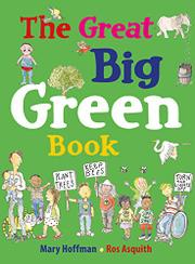 THE GREAT BIG GREEN BOOK by Mary Hoffman