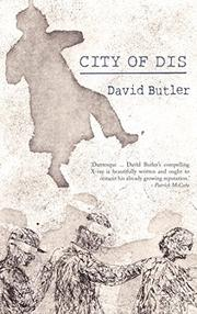 CITY OF DIS by David Butler