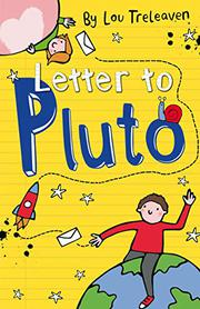 LETTER TO PLUTO by Lou Treleaven