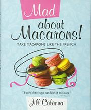 Book Cover for MAD ABOUT MACARONS!