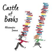 CASTLE OF BOOKS by Alessandro Sanna