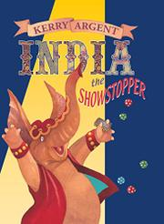 INDIA THE SHOWSTOPPER by Kerry Argent