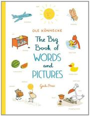 THE BIG BOOK OF WORDS AND PICTURES by Monika Smith