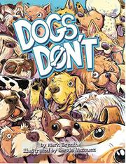 DOGS DON'T by Mark Drenth
