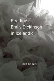 Reading Emily Dickinson in Icelandic by Eva Heisler