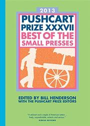 Cover art for PUSHCART PRIZE XXXVII