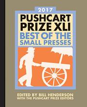 THE PUSHCART PRIZE XLI by Bill Henderson