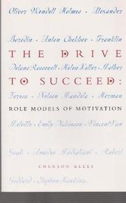 THE DRIVE TO SUCCEED by Emerson Klees