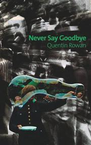 NEVER SAY GOODBYE by Quentin Rowan