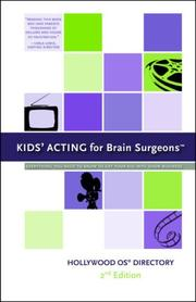 KIDS' ACTING FOR BRAIN SURGEONS by Angela et al. Bertolino