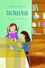 THE BLUE VASE by Katarina Jovanovic