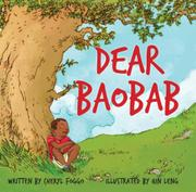 Book Cover for DEAR BAOBAB
