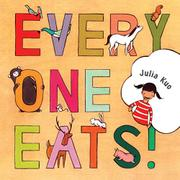 Book Cover for EVERYONE EATS