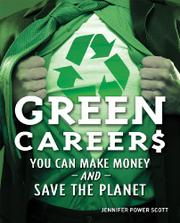 Cover art for GREEN CAREERS
