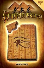 Cover art for THE ARCHAEOLOJESTERS