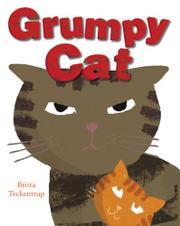 GRUMPY CAT by Britta Teckentrup