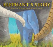 Book Cover for ELEPHANT'S STORY