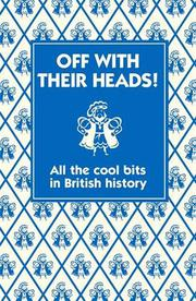 OFF WITH THEIR HEADS by Martin Oliver