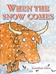 Cover art for WHEN THE SNOW COMES