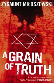 Cover art for A GRAIN OF TRUTH
