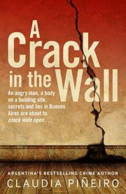 A CRACK IN THE WALL by Claudia Piñeiro