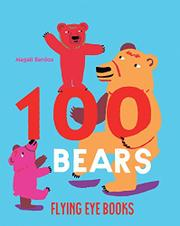 100 BEARS by Magali Bardos