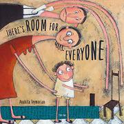 THERE'S ROOM FOR EVERYONE by Anahita Teymorian