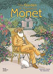 THE GARDEN OF MONSIEUR MONET by Giancarlo Ascari