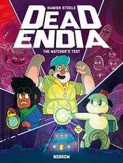 DEADENDIA by Hamish Steele