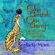 ONE CHEETAH, ONE CHERRY by Jackie Morris