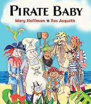 PIRATE BABY by Mary Hoffman
