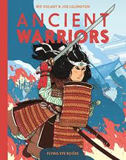 ANCIENT WARRIORS by Iris Volant