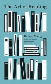 THE ART OF READING by Damon Young