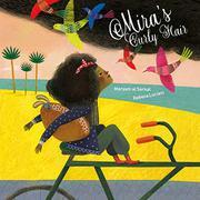 MIRA'S CURLY HAIR by Maryam Al Serkal
