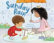 SUNDAY RAIN by Rosie J.  Pova