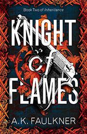 KNIGHT OF FLAMES Cover