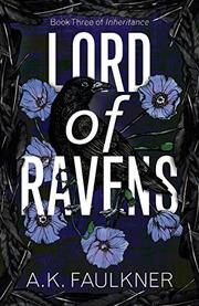 LORD OF RAVENS by A.K. Faulkner