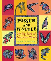 Book Cover for POSSUM AND WATTLE