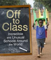 OFF TO CLASS by Susan Hughes