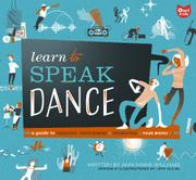 Book Cover for LEARN TO SPEAK DANCE