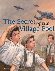 THE SECRET OF THE VILLAGE FOOL by Rebecca Upjohn